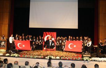 Rize'de 10 Kasım Atatürk'ü Anma Etkinlikleri