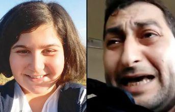 Rabia Naz'ın babasının feryadı yürek dağladı