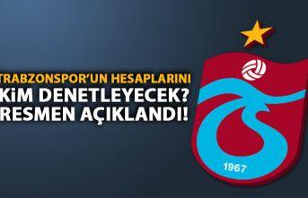 Trabzonspor'un hesaplarını hangi kurum denetleyecek! Resmen açıklandı!