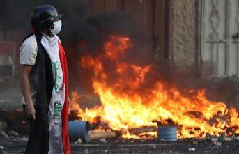 Irak'taki gösterilerde hayatını kaybedenlerin sayısı artıyor
