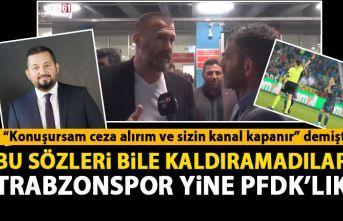 Trabzonspor yöneticilerine şok! Konuşursak ceza...