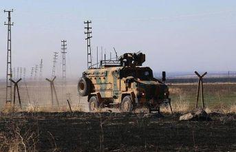 Türk-Rus kara devriyesi devam ediyor