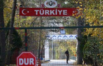 Ara bölgede kalan yabancı terörist için karar verildi
