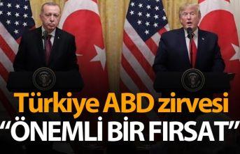 Beyaz Saray'da Türkiye-ABD zirvesi...
