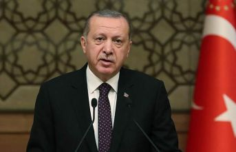 """Cumhurbaşkanı Erdoğan: """"S400'ü bırakıp tamamen Patriot'a yönelmemiz gibi bir şey olamaz"""""""