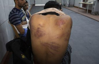 Düzensiz göçmenlerin Yunan askerlerince darbedilip Türkiye'ye gönderildiği iddiası