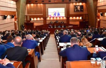 İBB Meclisinde 39 ilçenin 2020 bütçesi onaylandı