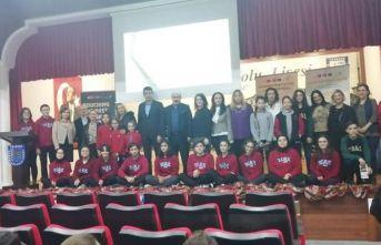 Kanuni Anadolu Lisesi kültürel miras koruyucusu oldu
