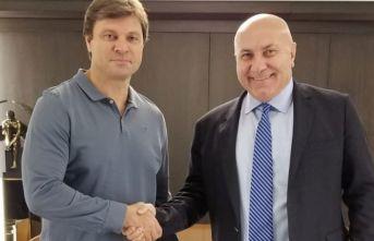 Samsunspor'un yeni teknik adamı belli oldu