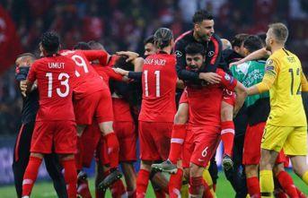 UEFA'dan Türkiye'de dev ödül