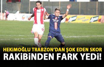 Hekimoğlu Trabzon'dan şok skor!