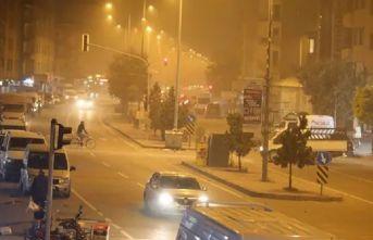 O ilimizde hava kirliliği tehlikeli boyuta ulaştı