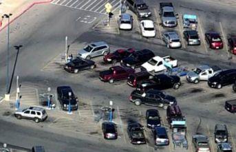 ABD'de AVM otoparkında silahlı saldırı: 3 ölü