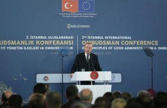 """Cumhurbaşkanı Erdoğan: """"Bizim derdimiz petrol değil insan"""""""