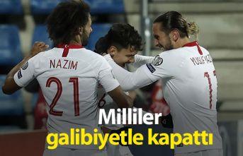 Türkiye Andorra'yı yendi
