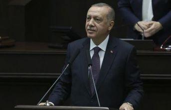 Cumhurbaşkanı Erdoğan'dan flaş açıklamalar...