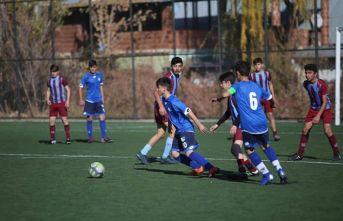Trabzonspor ile Erzurumspor'un gençleri karşılaştı