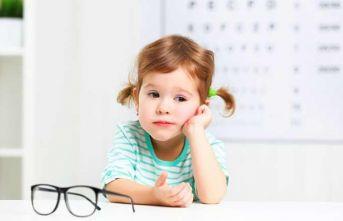 Göz tembelliği tedavi edilmezse...