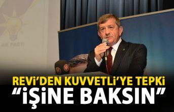Haydar Revi'den Azmi Kuvvetli'ye tepki:...