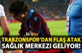 Sakatlıklar bıktırdı! Trabzonspor'dan sağlık merkezi atağı!