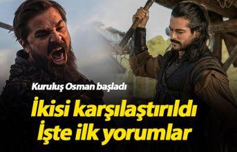 Kuruluş Osman 1. bölüm yayınlandı: Burak Özçivit...