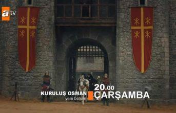 Kuruluş Osman 2. Bölüm Fragmanı Yayınlandı!