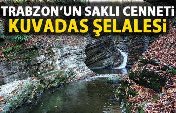 Trabzon'un saklı cenneti: Kudavas Şelalesi
