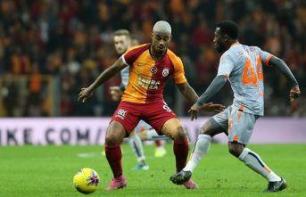 Başakşehir Galatasaray'ı yendi