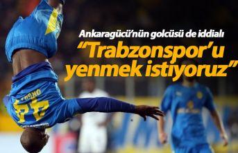Orgill: Trabzonspor'u yenmek istiyoruz