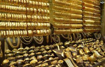 Serbest piyasada altın fiyatları 25.11.2019