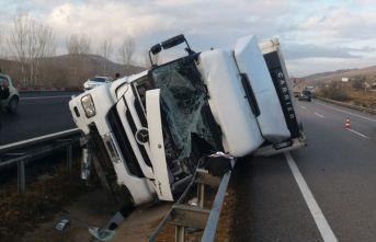 Eskişehir'de trafik kazası
