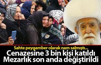 'Sahte peygamber' İskender Erol Evrenosoğlu,...