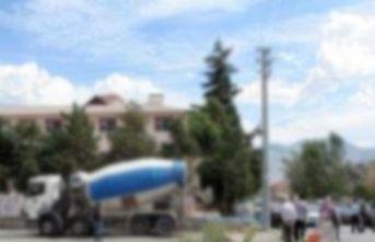 Beton mikserinin altında kalan çocuk öldü