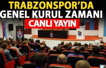 Trabzonspor'da Genel Kurul zamanı