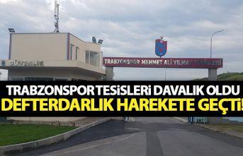 Trabzonspor tesisleri davalık oldu! Maliye harekete...