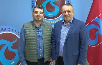Romanya'da Trabzonspor aşkı
