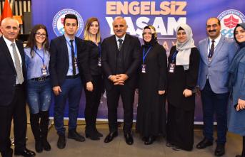 Trabzon'da 'Engelsiz Yaşam Çalıştayı'...