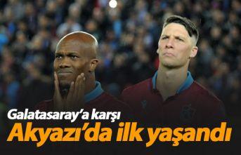 Trabzonspor'un Galatasaray geleneği bozuldu