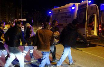Ordu'da kaza: 4 yaralı