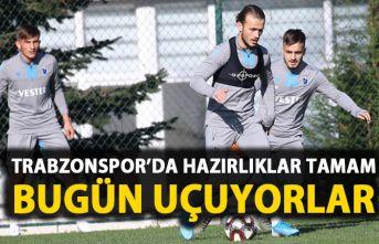 Trabzonspor'da Altay maçı hazırlıkları tamamladı