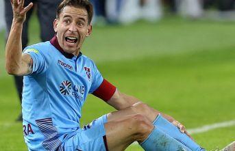 Trabzonspor'da bir sakatlık daha! Pereira...