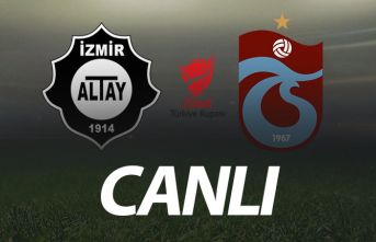 Altay - Trabzonspor | Canlı