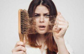 Saç dökülmesi sebeplerine dikkat!
