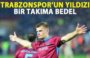 Trabzonspor'un yıldızı bir takıma bedel