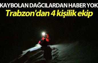 Uludağ'da kaybolan dağcılardan haber yok -...