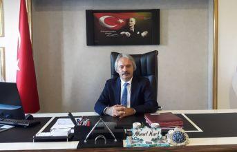 """Ahmet Kurt: """"Kadının gücünü geleceğimizin teminatı olarak görmeliyiz"""""""