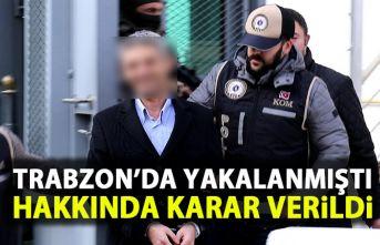 Gümüşhane il imamı Trabzon'da yakalanmıştı!...