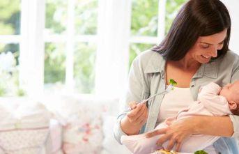 İşte emziren annelere beslenme önerileri
