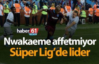 Nwakaeme Süper Lig'de lider