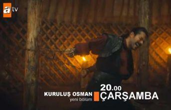 Kuruluş Osman 4. Bölüm Fragmanı Yayınlandı!